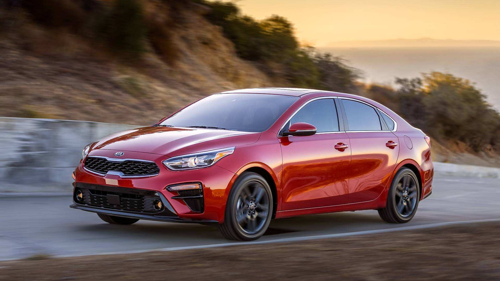 48 The 2019 Kia Forte5 Hatchback Spy Shoot