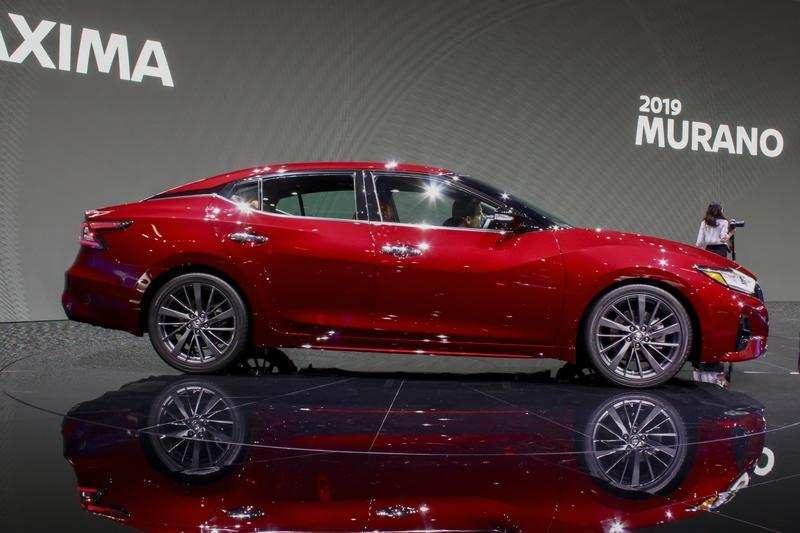 48 The 2019 Nissan Maxima Horsepower Prices