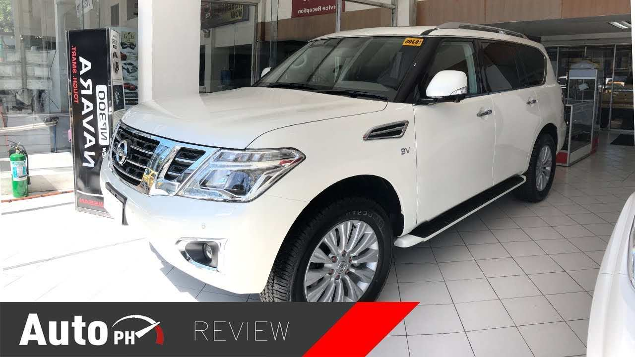 48 The 2019 Nissan Patrol Ratings