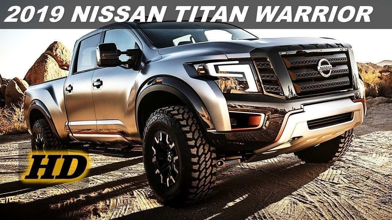 48 The 2019 Nissan Titan Interior Spesification