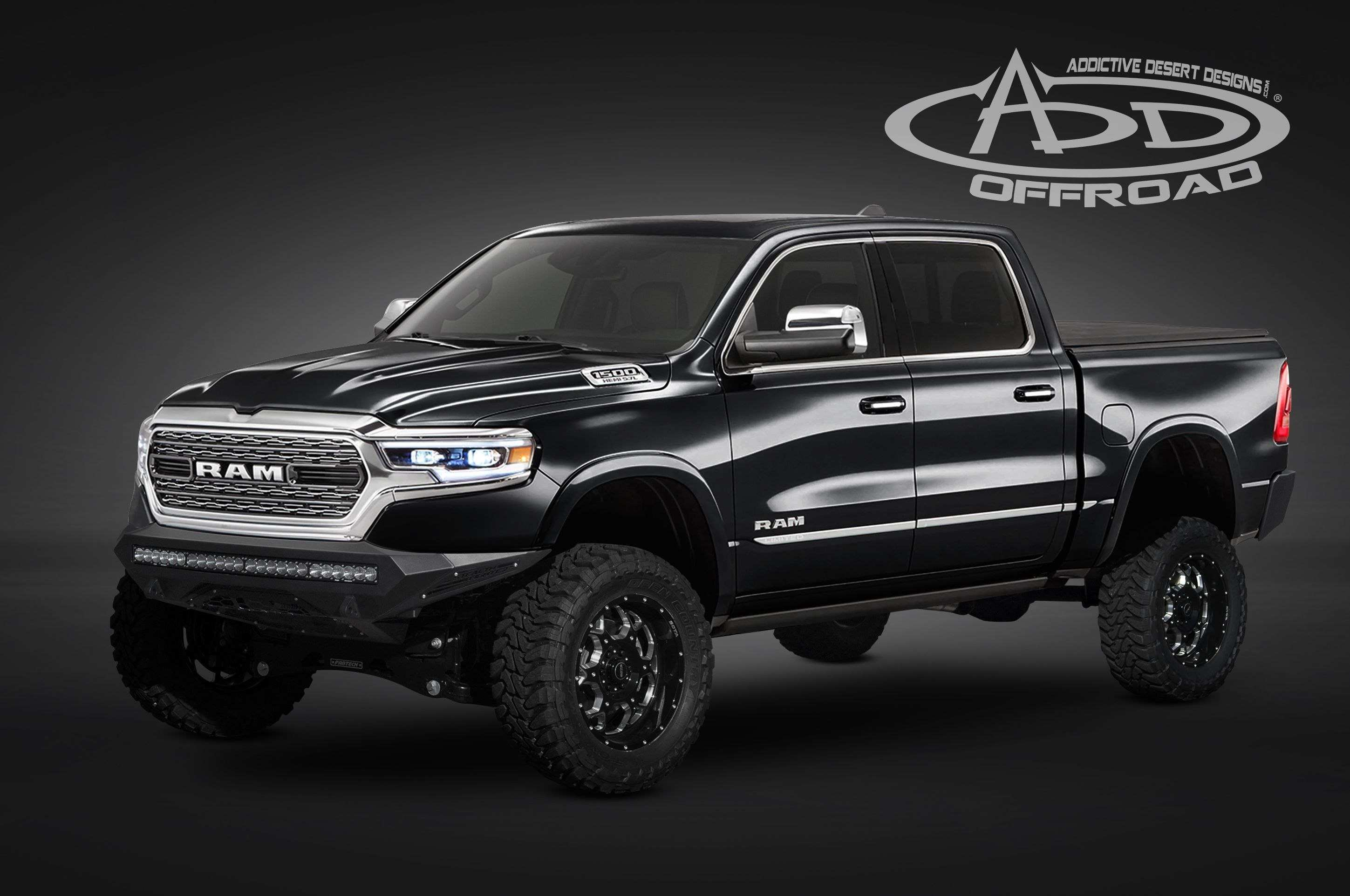 48 The 2019 Ram 1500 Hellcat Diesel Pictures