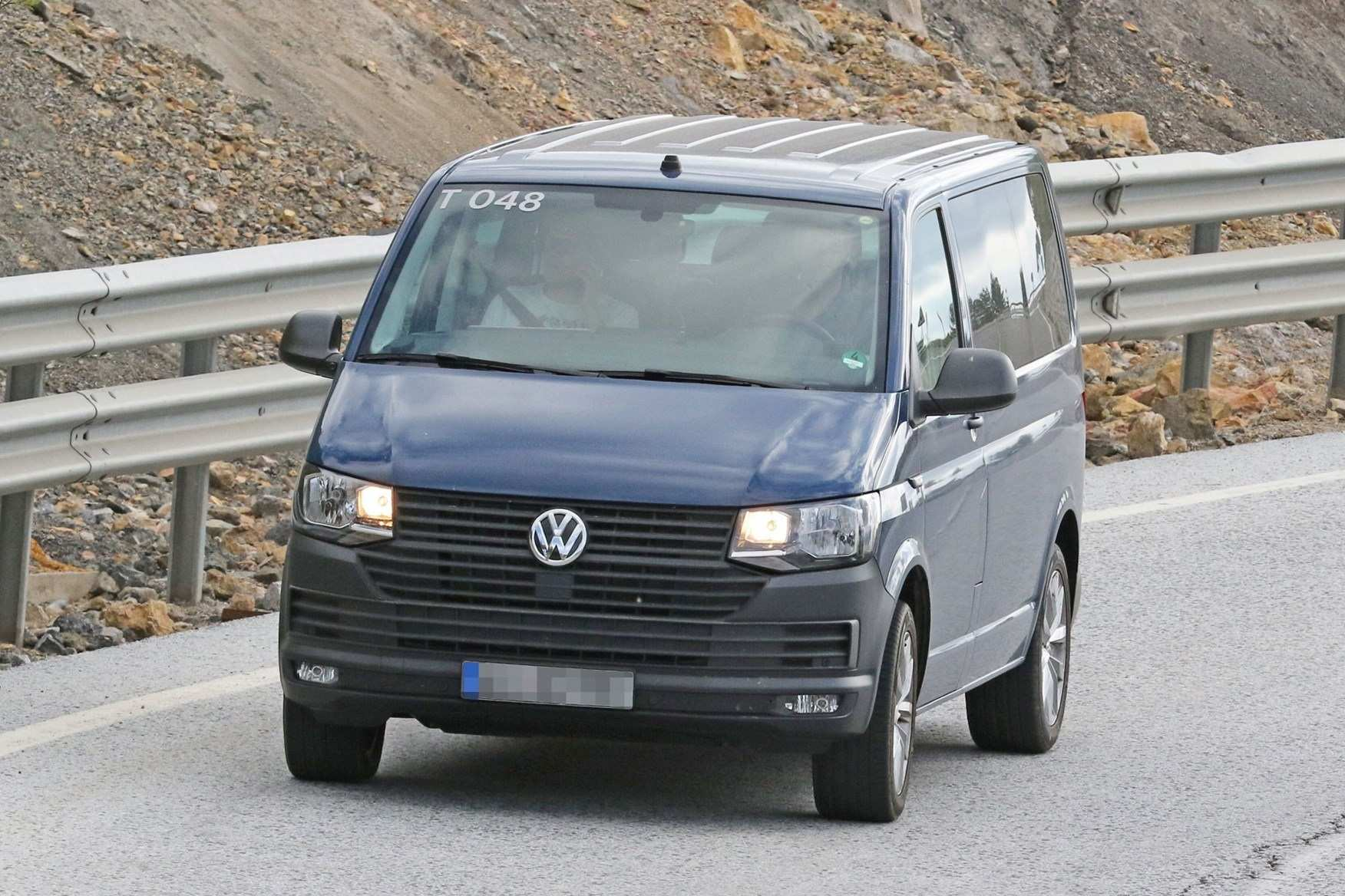 48 The 2019 VW Transporter Release Date
