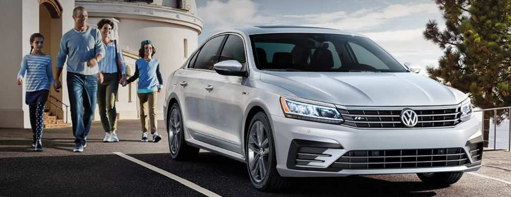 48 The 2019 Vw Passat New Model And Performance