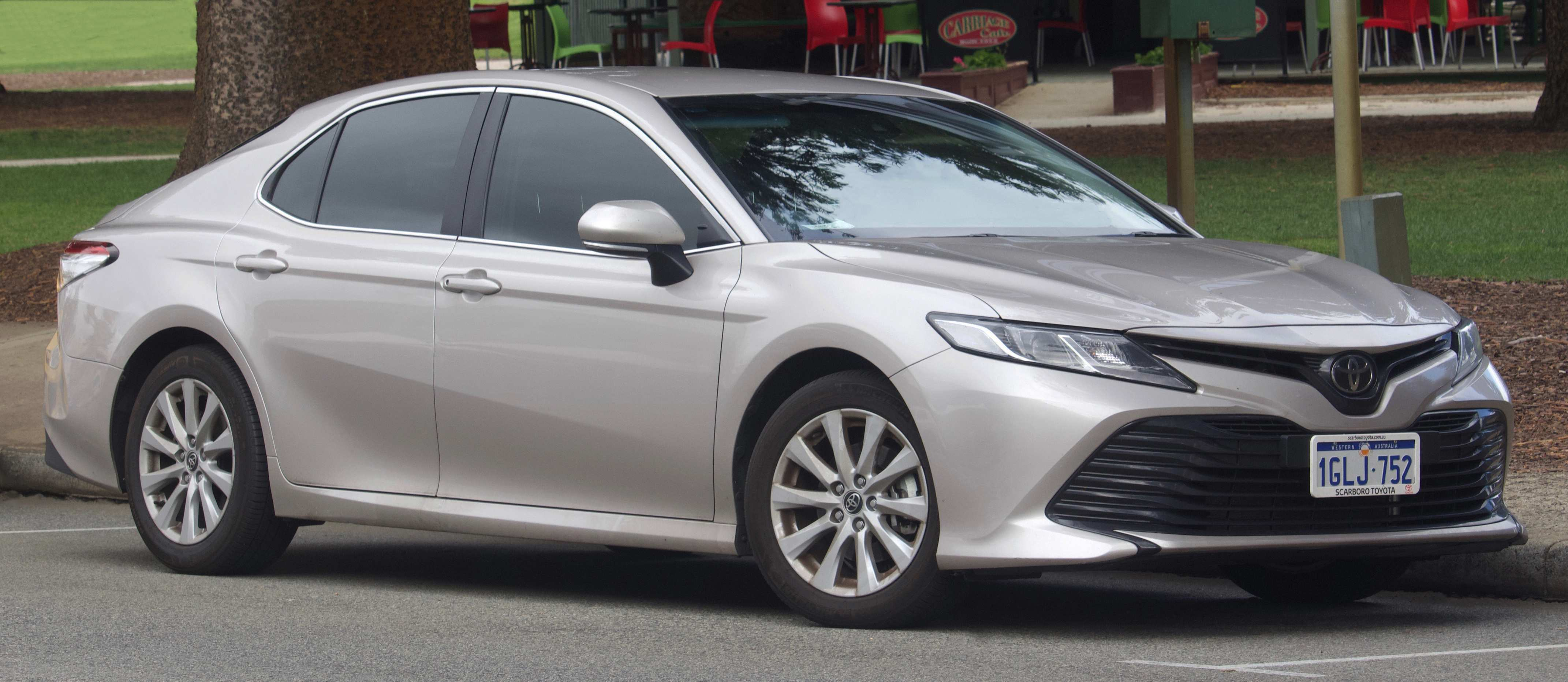 48 The 2020 All Toyota Camry History