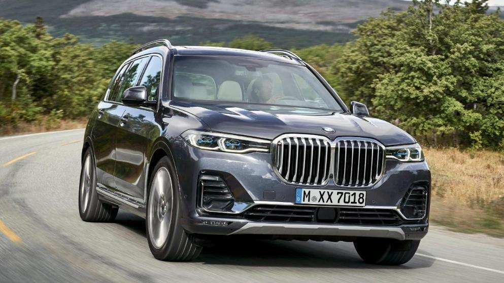 48 The 2020 BMW X7 Suv Series Redesign And Review