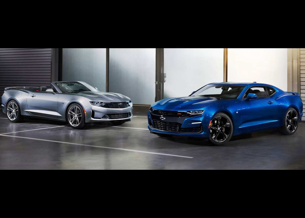 48 The 2020 Chevy Camaro Competition Arrival Release Date