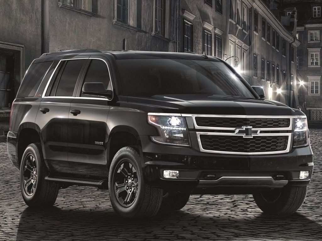 48 The 2020 Chevy Tahoe Z71 Ss Configurations