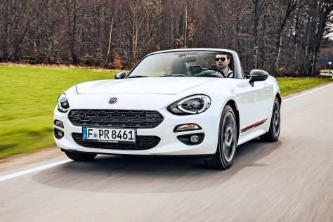 48 The 2020 Fiat Spider History