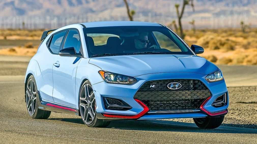 48 The 2020 Hyundai Veloster Turbo Performance And New Engine