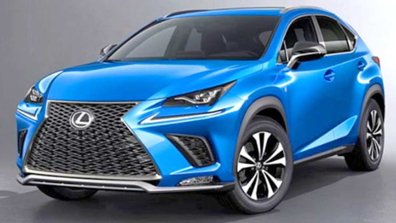 48 The 2020 Lexus NX 200t Pricing