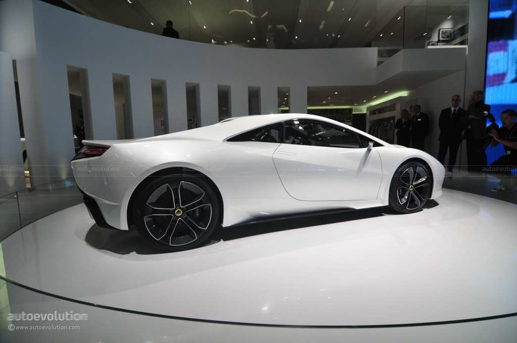 48 The 2020 Lotus Esprit Exterior And Interior