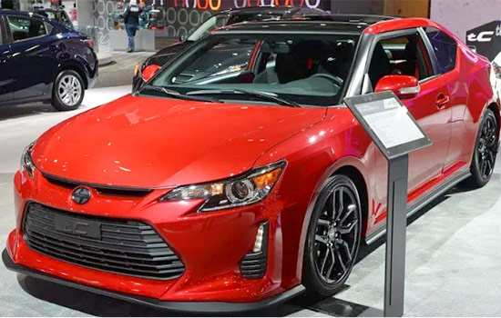 48 The 2020 Scion Tced Interior