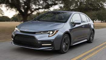 48 The 2020 Toyota Avensis Overview