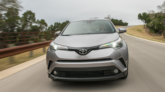 48 The 2020 Toyota C Hr Compact Engine