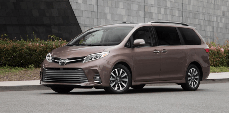 48 The 2020 Toyota Sienna History