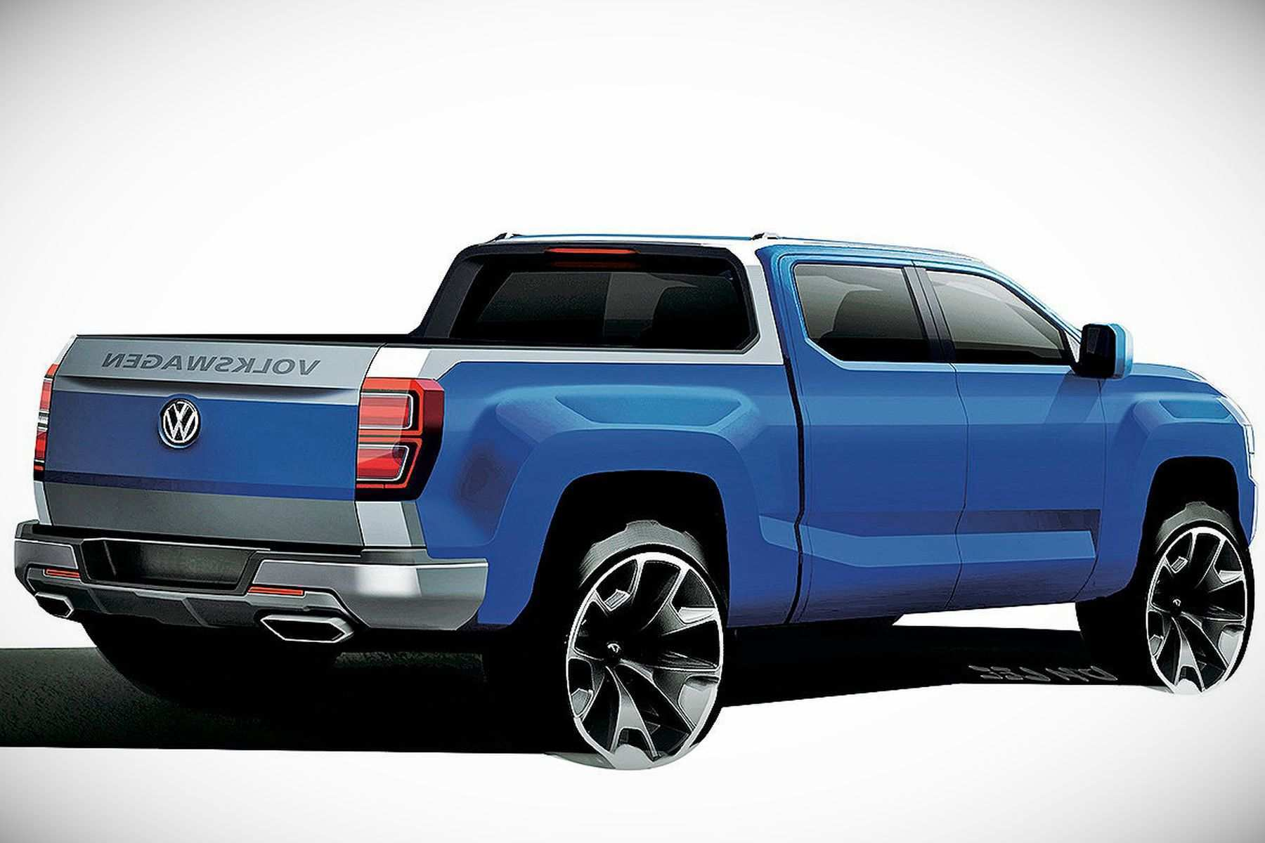 48 The 2020 VW Amarok Price Design And Review