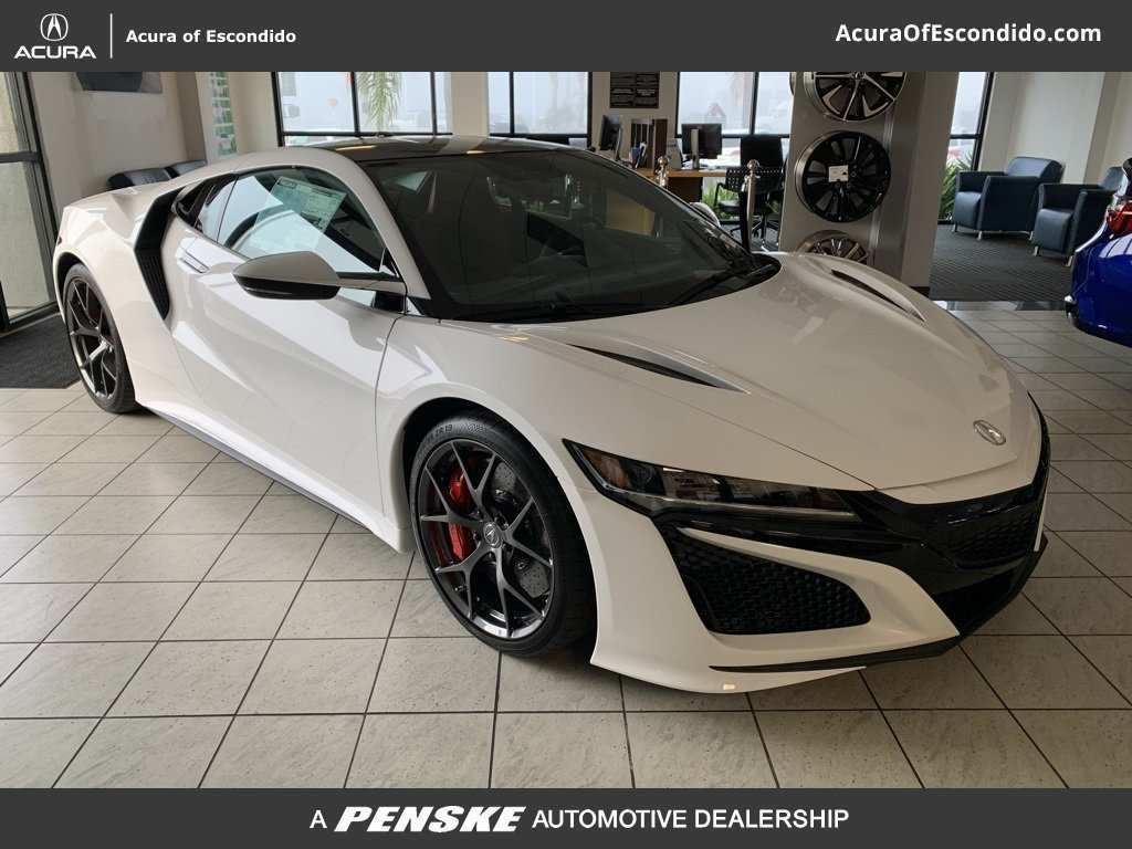 48 The Best 2019 Acura NSX Release Date