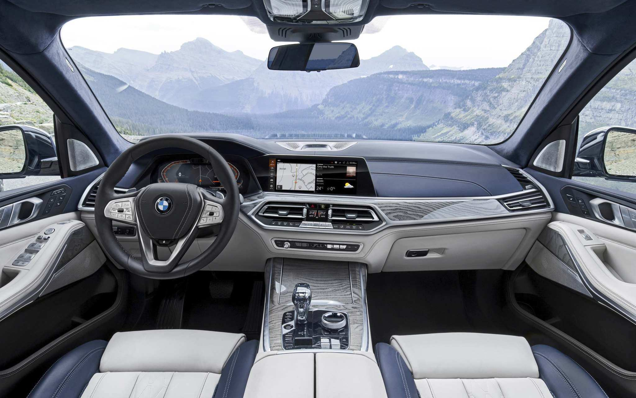 48 The Best 2019 BMW X7 New Model And Performance