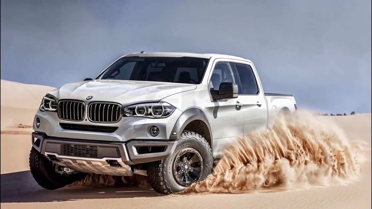 48 The Best 2019 Bmw Truck Pictures Performance And New Engine