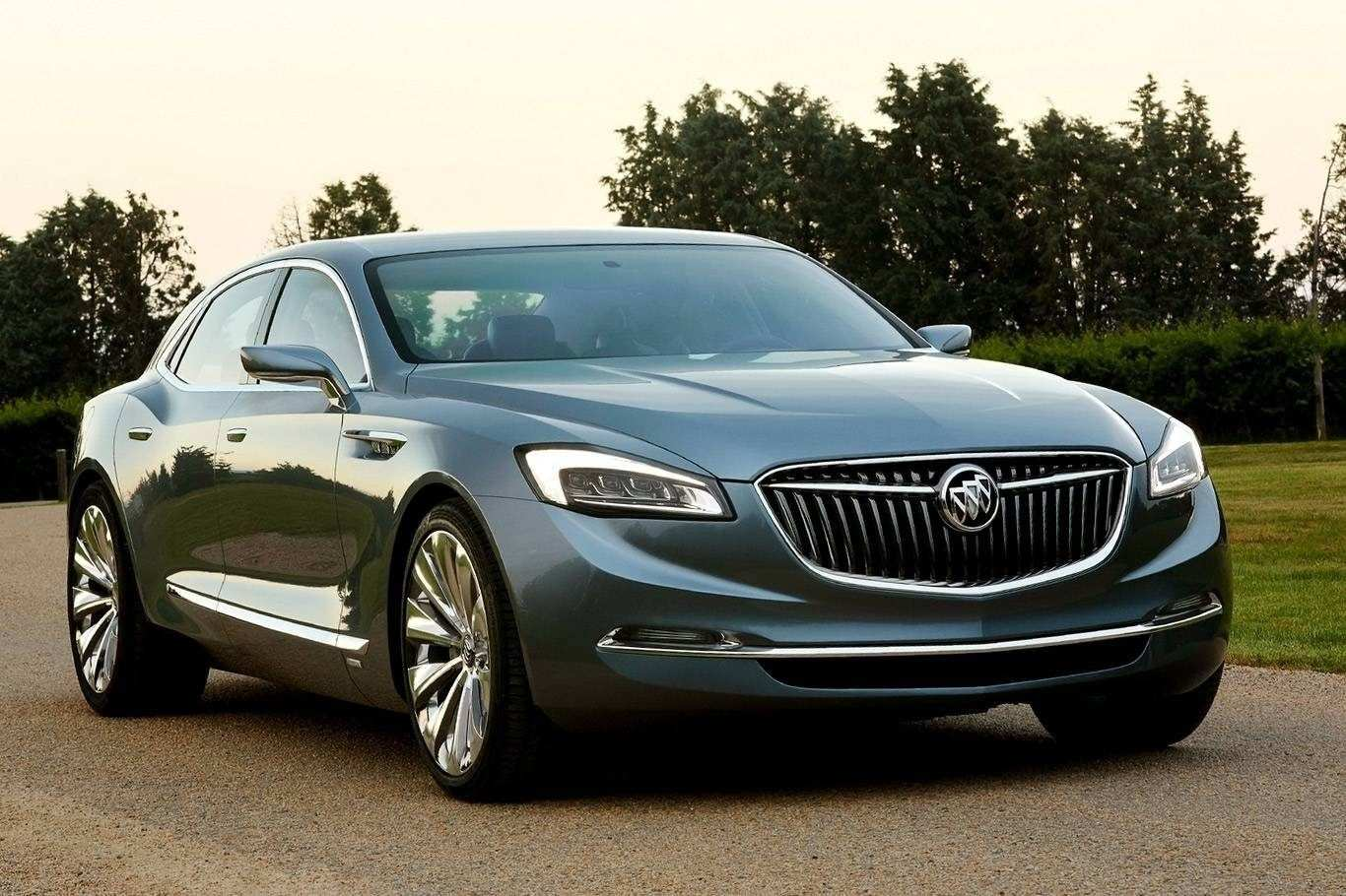 48 The Best 2019 Buick Park Avenue Review