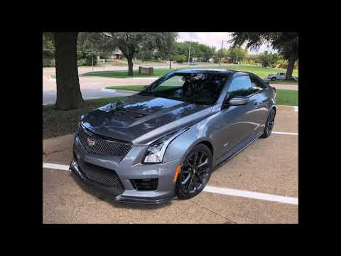 48 The Best 2019 Cadillac Ats V Coupe Concept