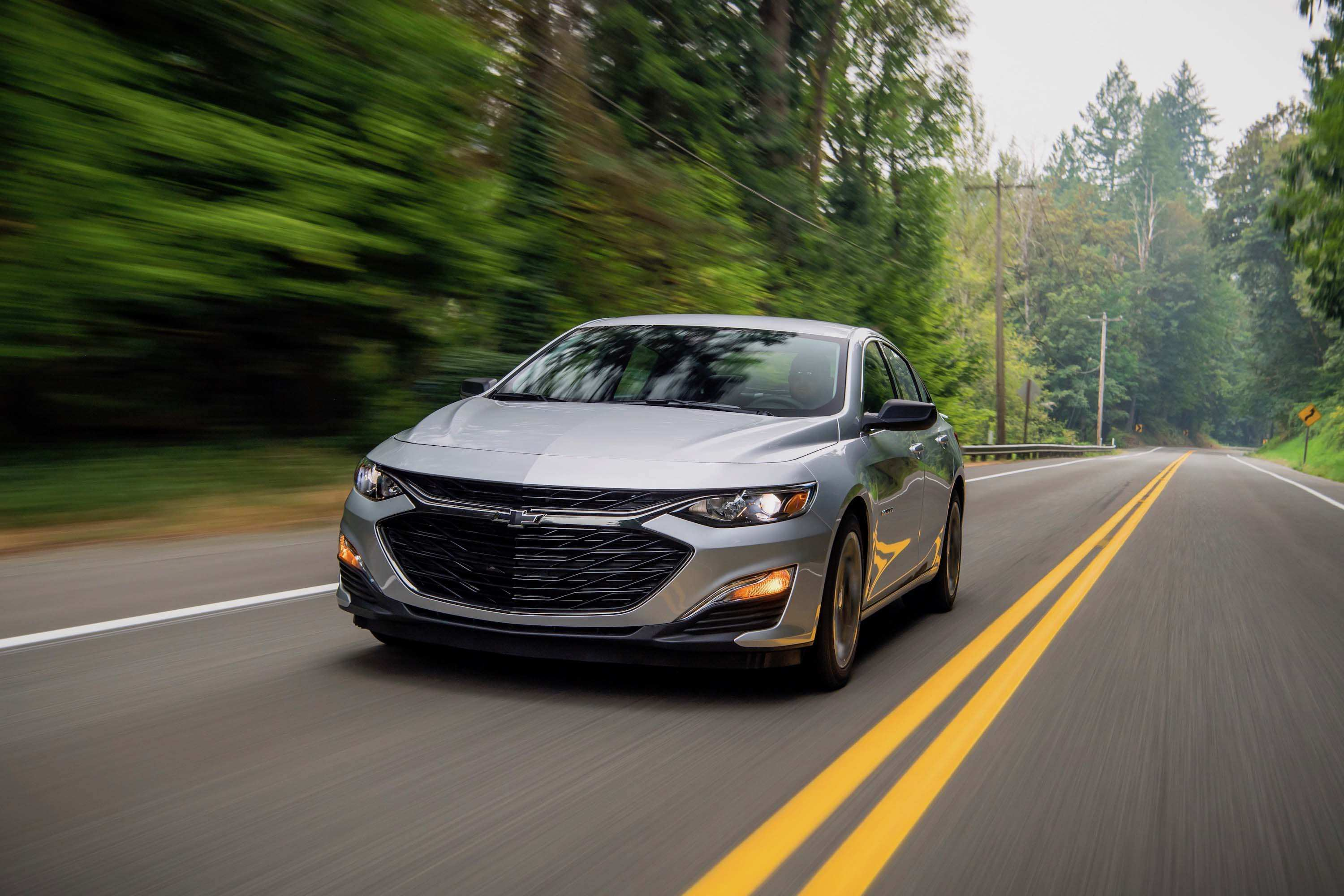 48 The Best 2019 Chevrolet Malibu Review