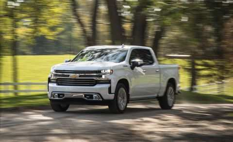 48 The Best 2019 Chevy Silverado 1500 2500 Exterior And Interior