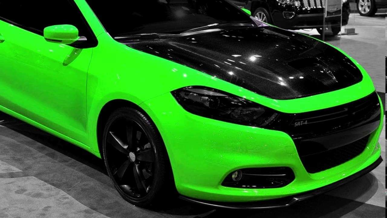 48 The Best 2019 Dodge Dart Srt4 Pictures