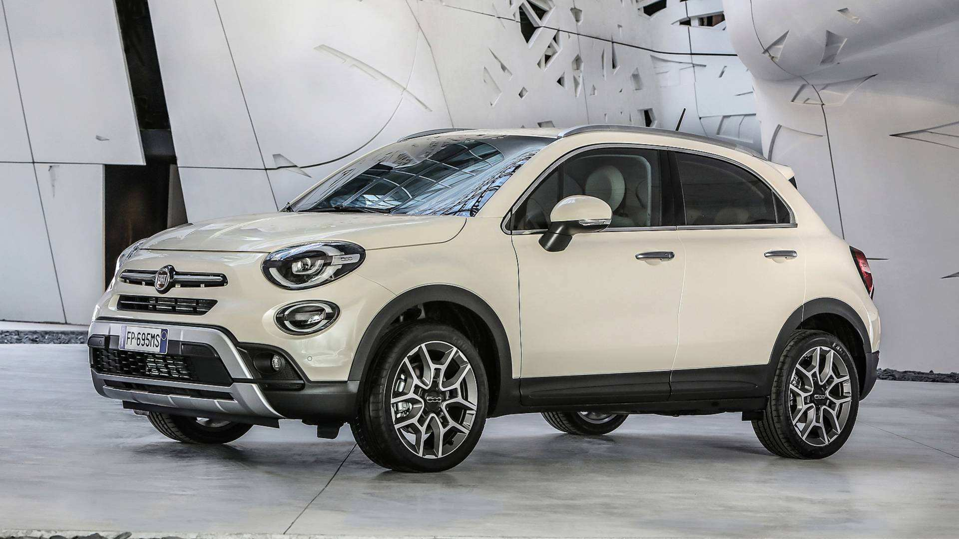 48 The Best 2019 Fiat 500X New Concept