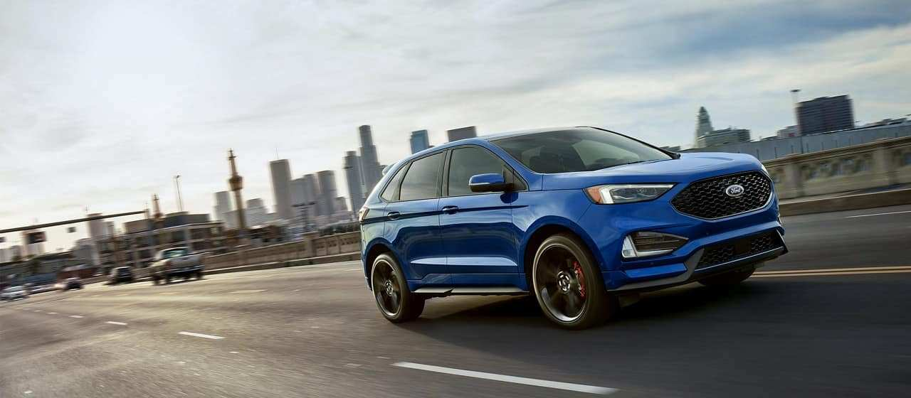 48 The Best 2019 Ford Edge Sport Spy Shoot