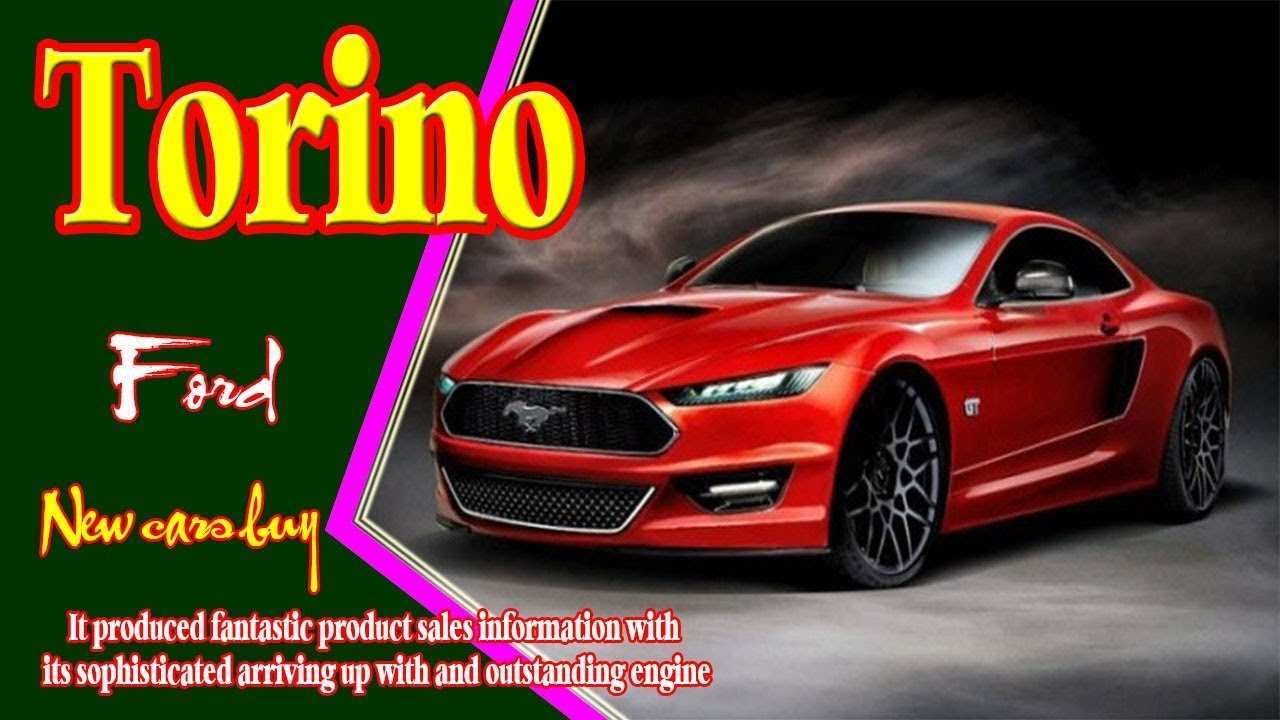48 The Best 2019 Ford Torino New Concept