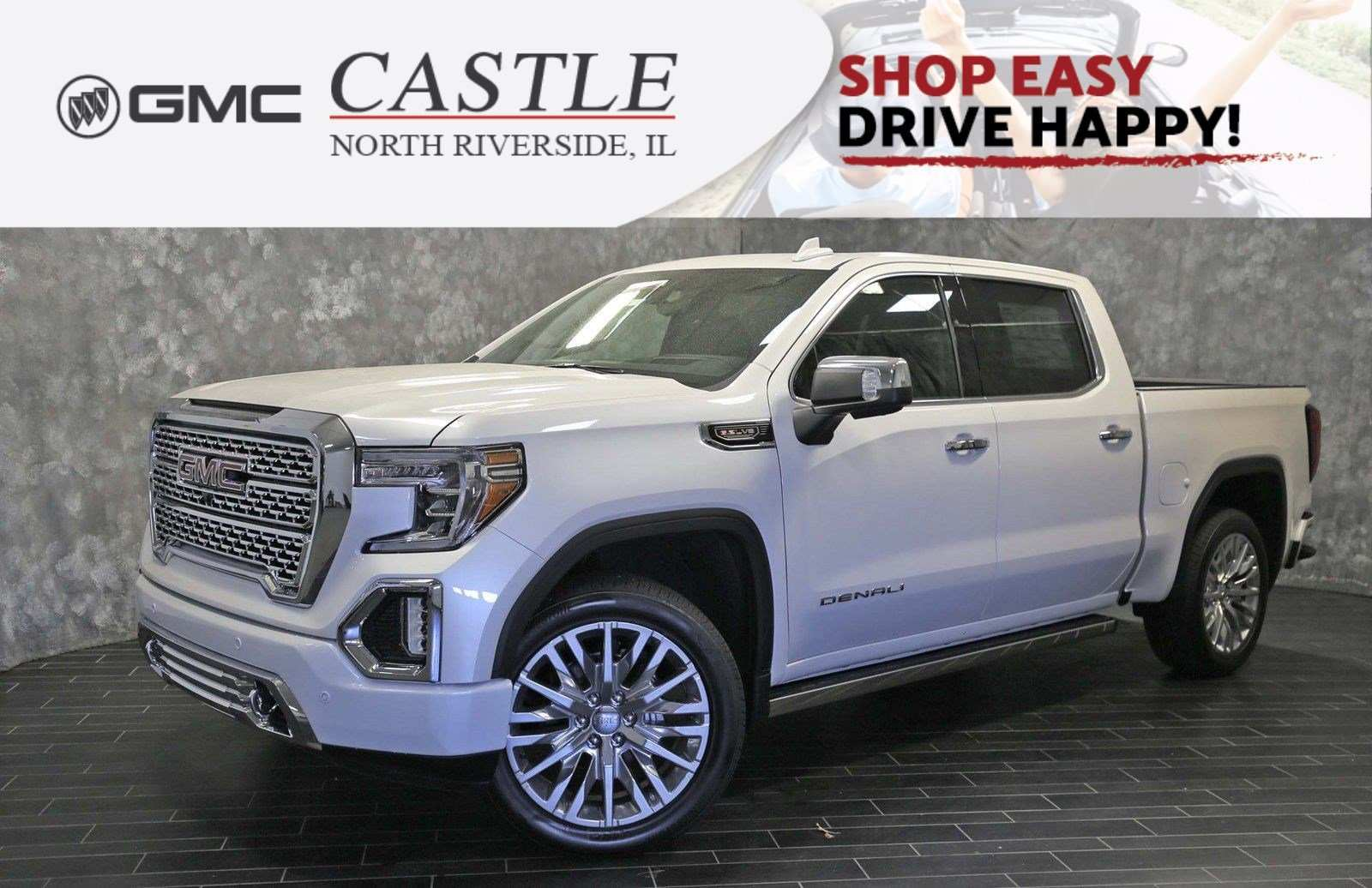 48 The Best 2019 Gmc Sierra Denali 1500 Hd Release