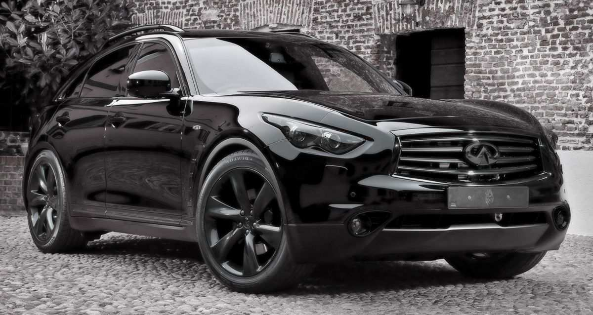 48 The Best 2019 Infiniti QX70 Exterior