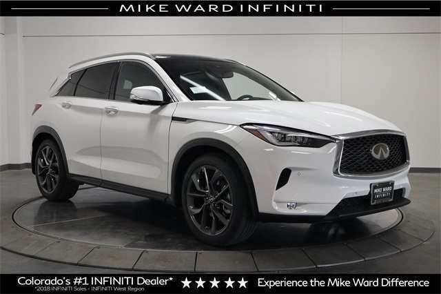 48 The Best 2019 Infiniti Qx50 Black Picture