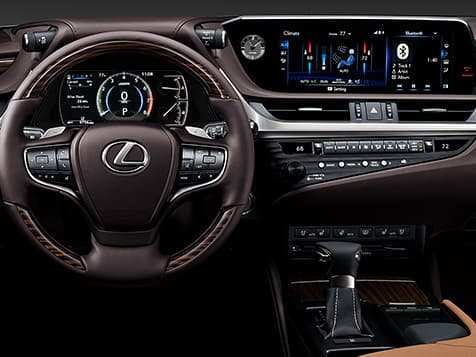 48 The Best 2019 Lexus ES New Concept