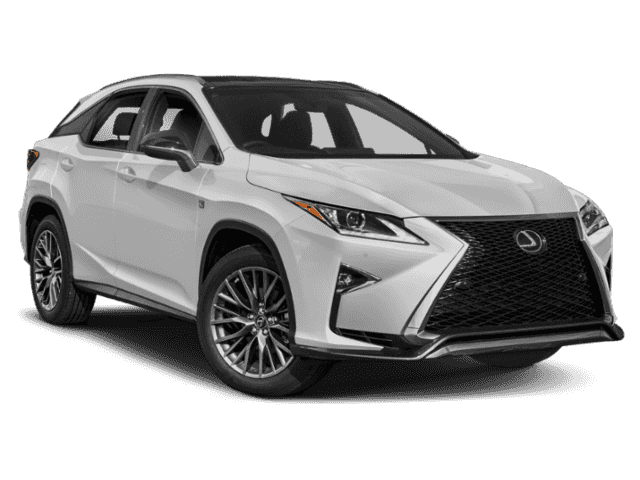 48 The Best 2019 Lexus Rx 350 F Sport Suv Spy Shoot