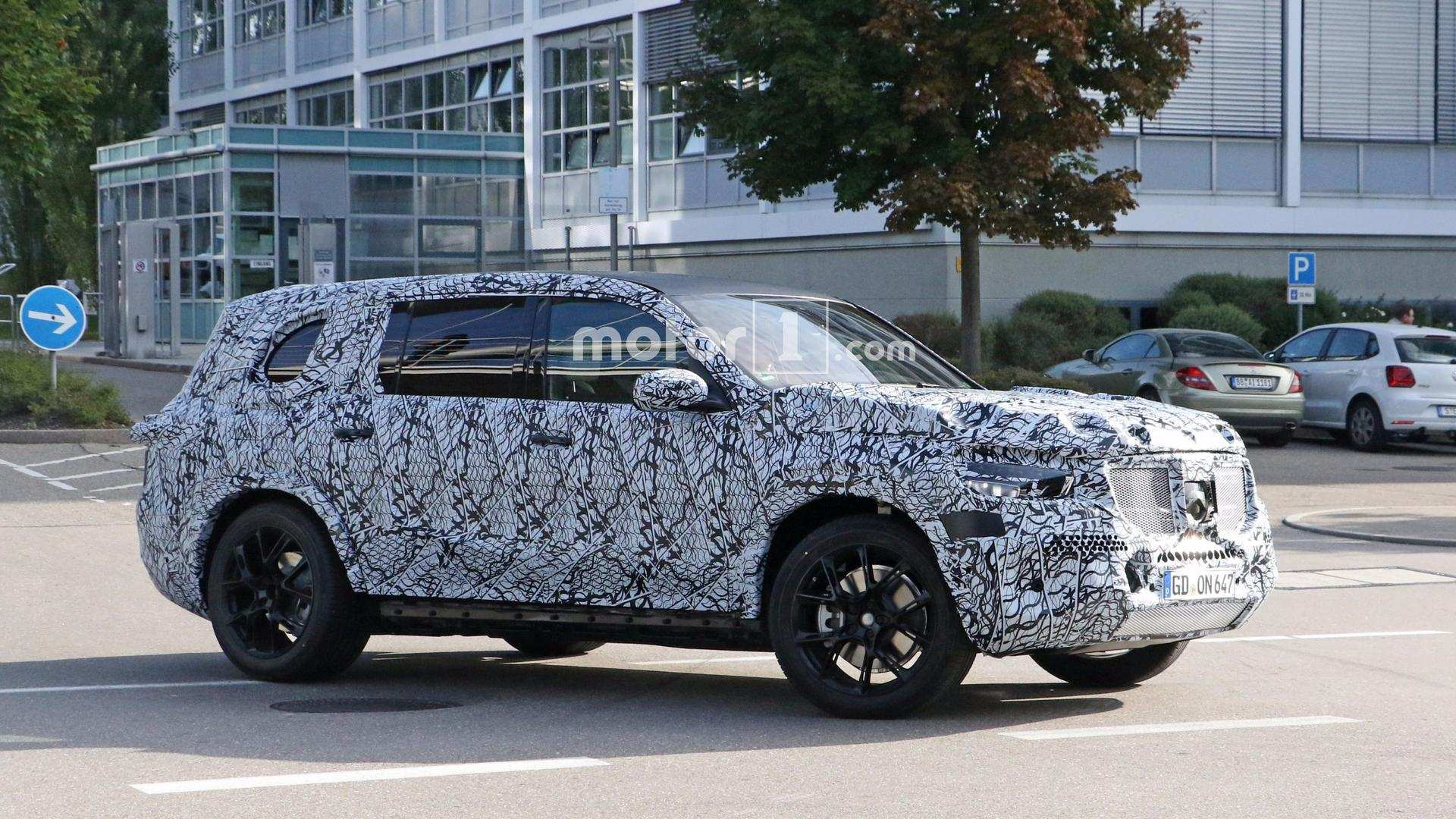 48 The Best 2019 Mercedes GLS Release Date
