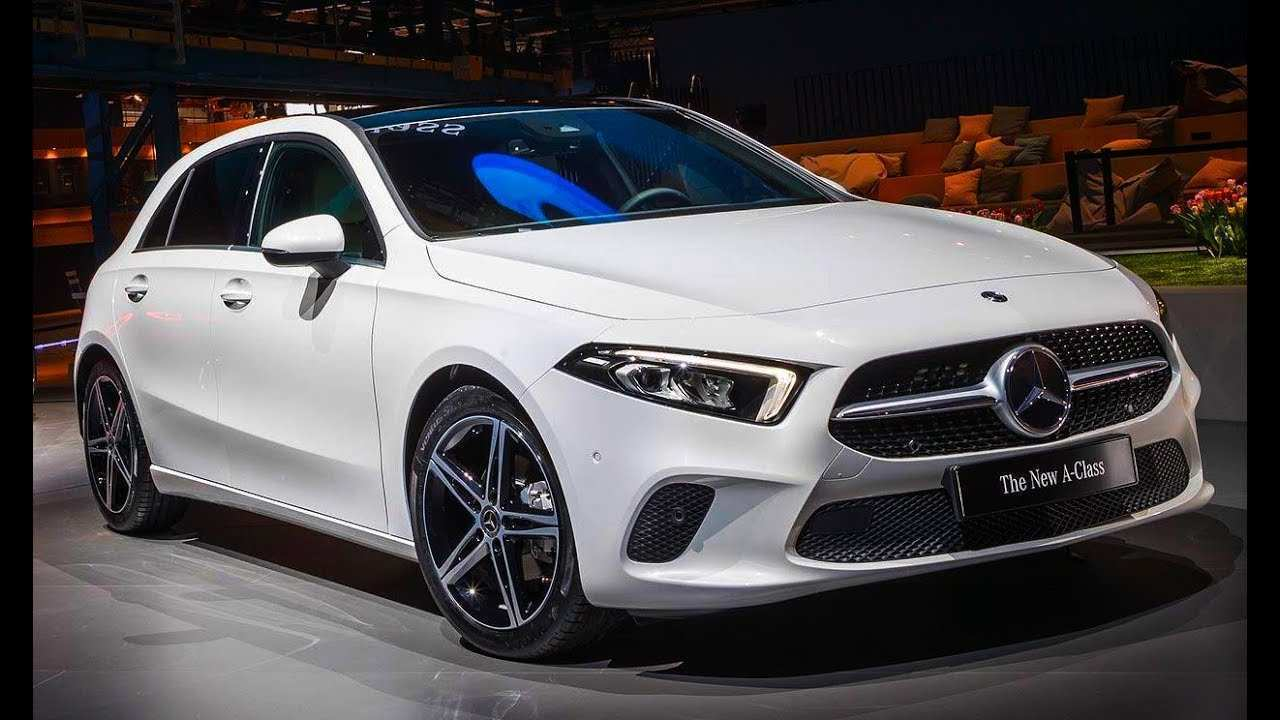 48 The Best 2019 Mercedes Hatchback Price And Release Date