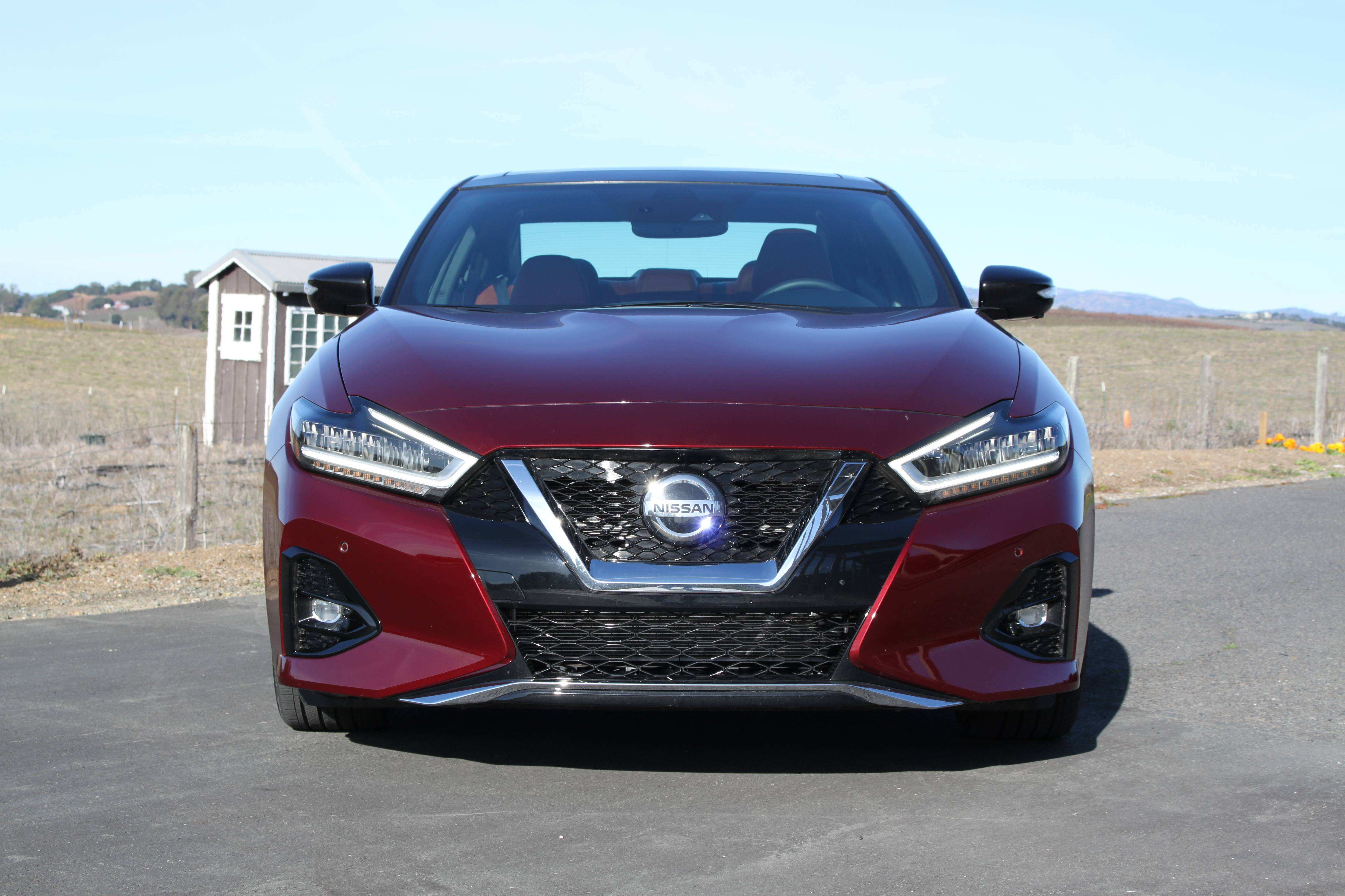 48 The Best 2019 Nissan Maxima New Model And Performance
