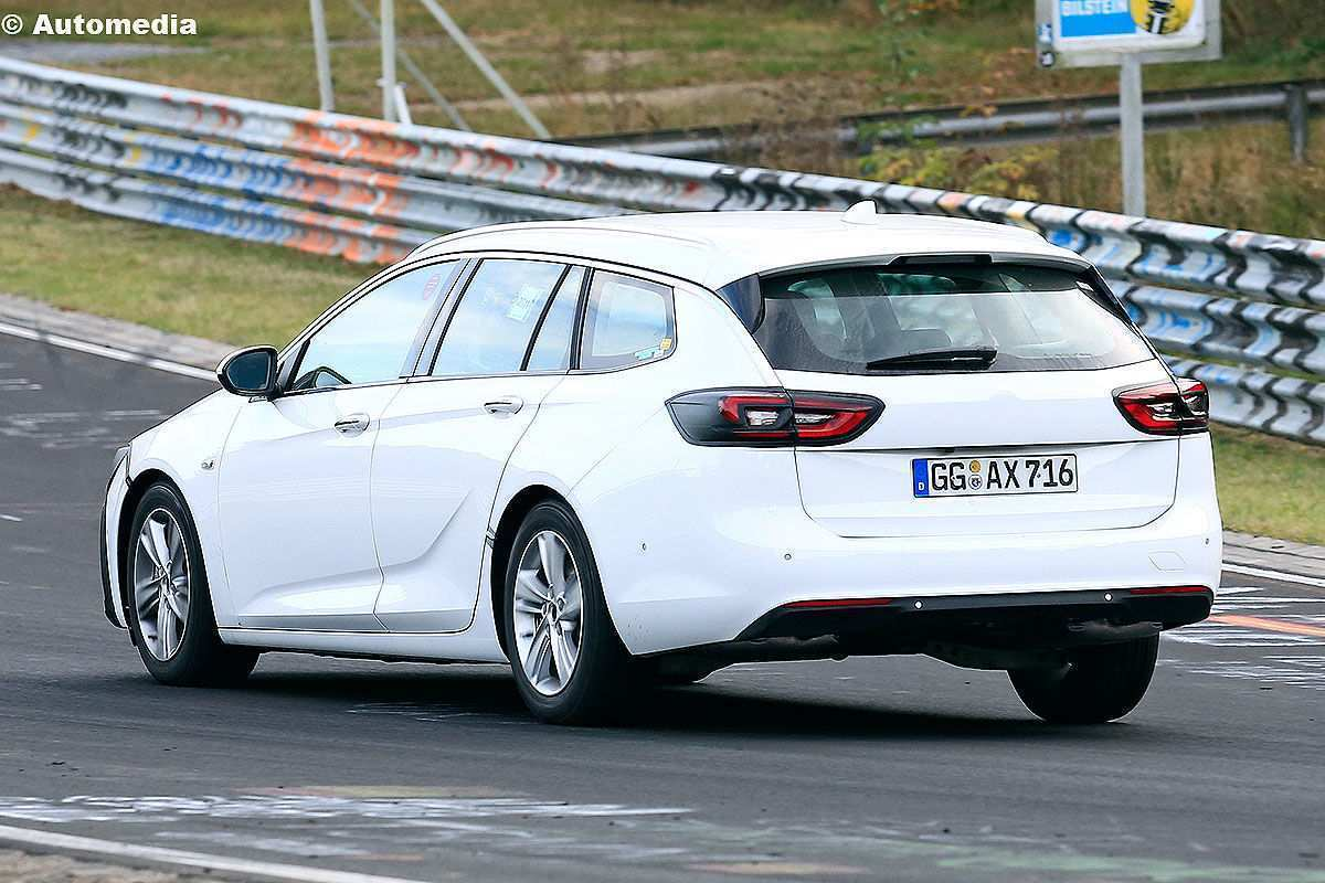 48 The Best 2019 Opel Astra New Concept