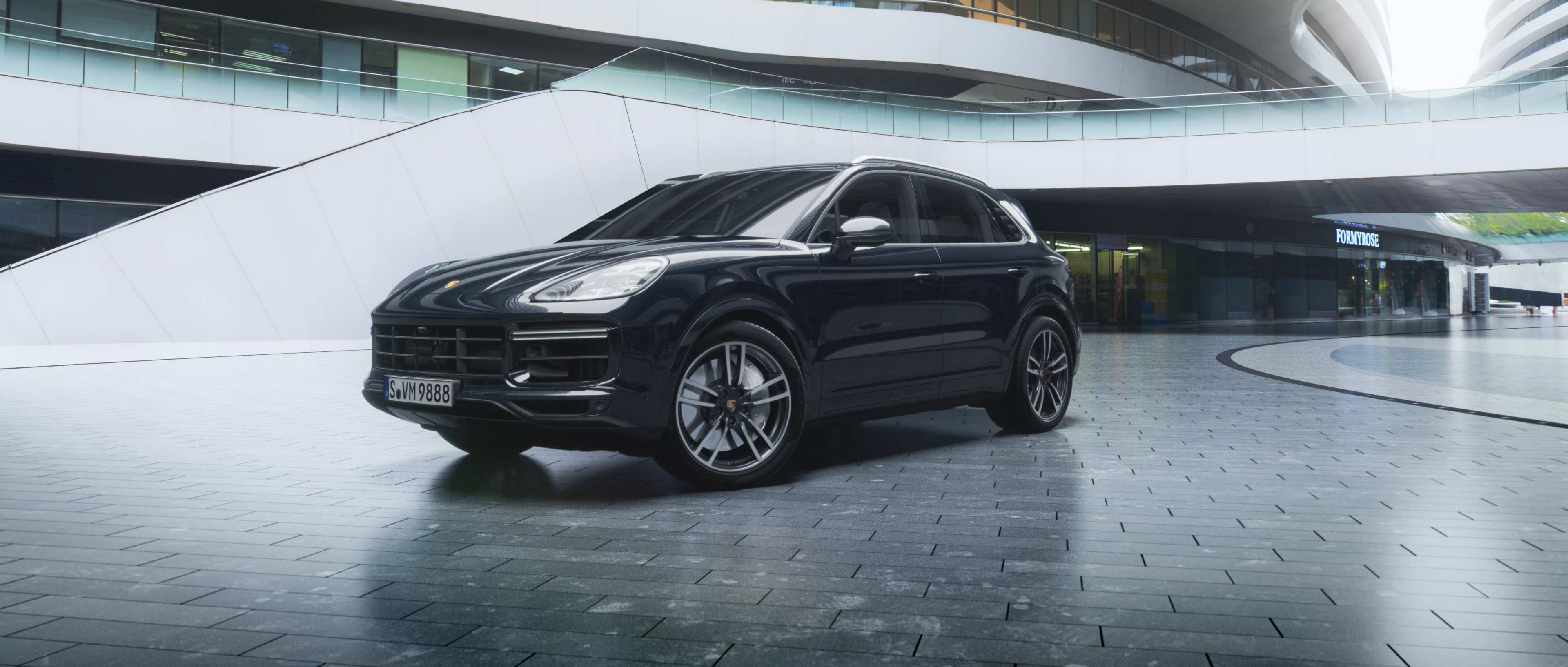 48 The Best 2019 Porsche Cayenne Pictures