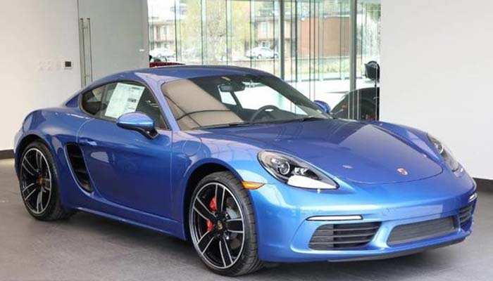 48 The Best 2019 Porsche Cayman Reviews
