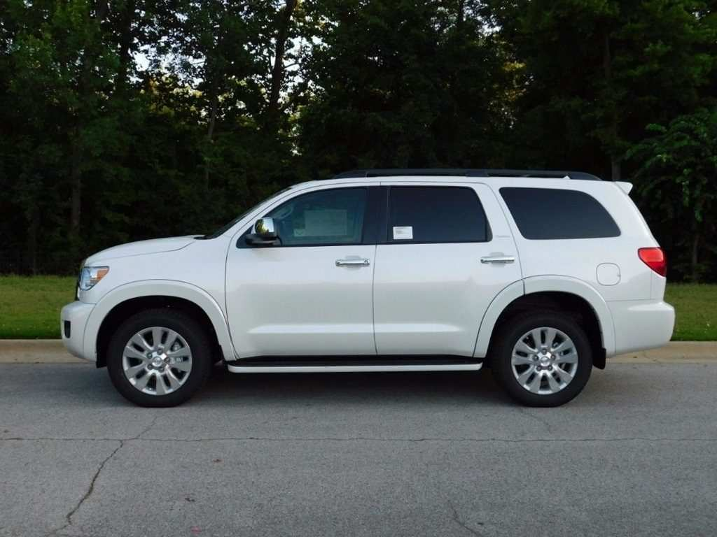48 The Best 2019 Toyota Sequoia Spy Photos Release