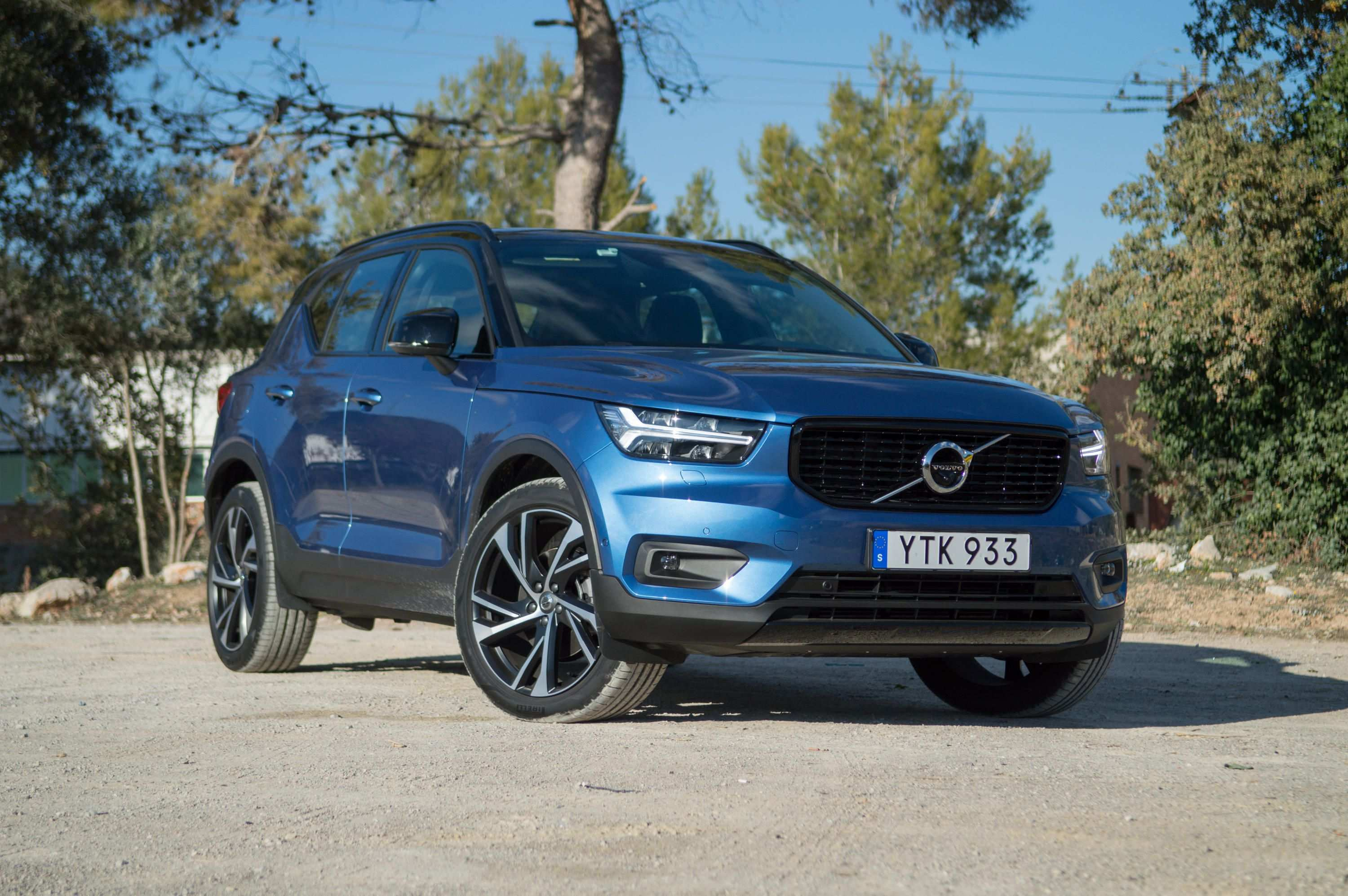 48 The Best 2019 Volvo Xc40 Gas Mileage Concept And Review
