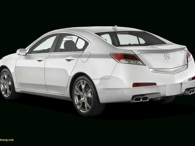 48 The Best 2020 Acura Tl Type S Spesification | Review ...