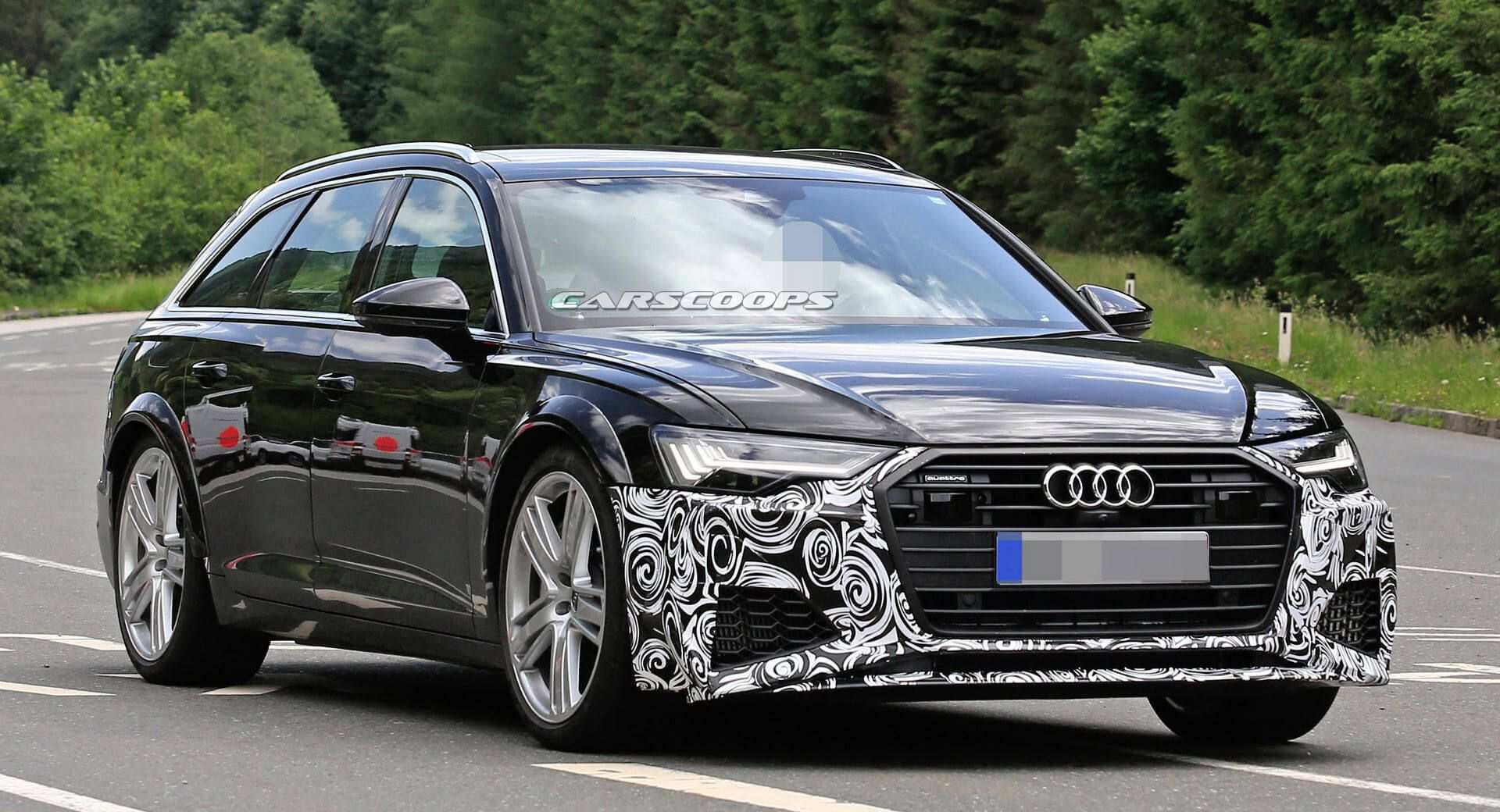 48 The Best 2020 Audi A6 Comes New Concept
