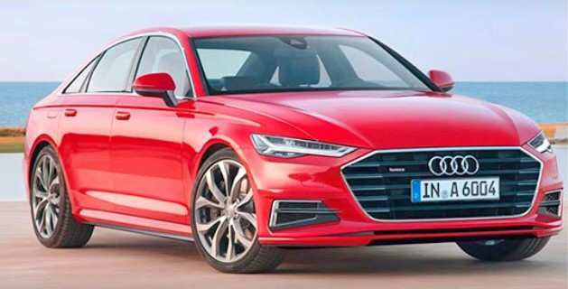 48 The Best 2020 Audi A6 Comes Spy Shoot