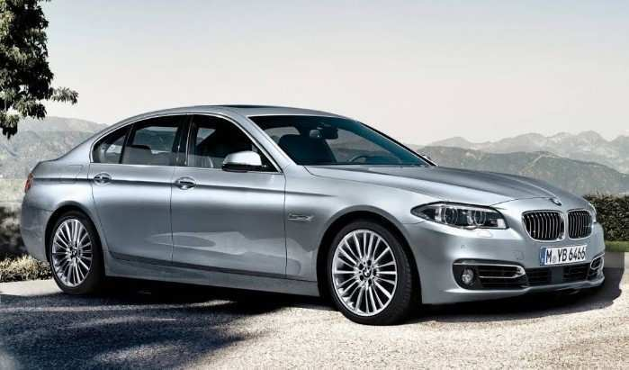 48 The Best 2020 BMW 550I Picture