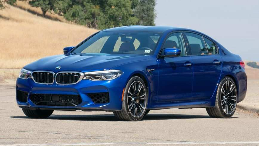 48 The Best 2020 BMW M5 Get New Engine System Wallpaper