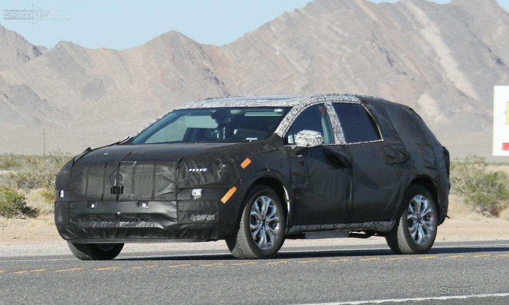 48 The Best 2020 Buick Enclave Spy Photos Exterior And Interior